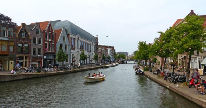 Hausboot mieten Holland Leiden