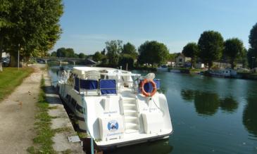 Hausboot Charente Jarnac
