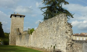 Stadtmauer Vianne