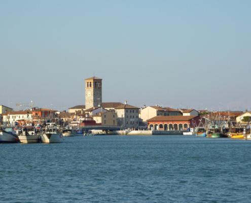 Hausboot Marano, Lagune Grado Marano, Italien
