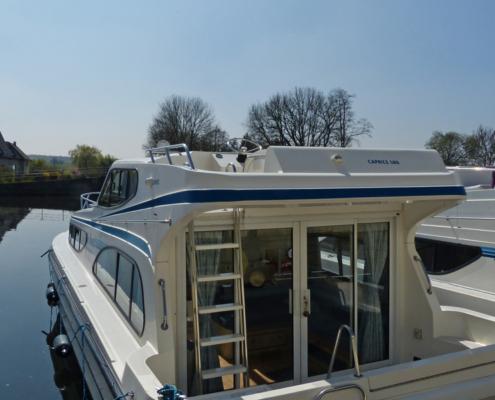Hausboot mieten Caprice