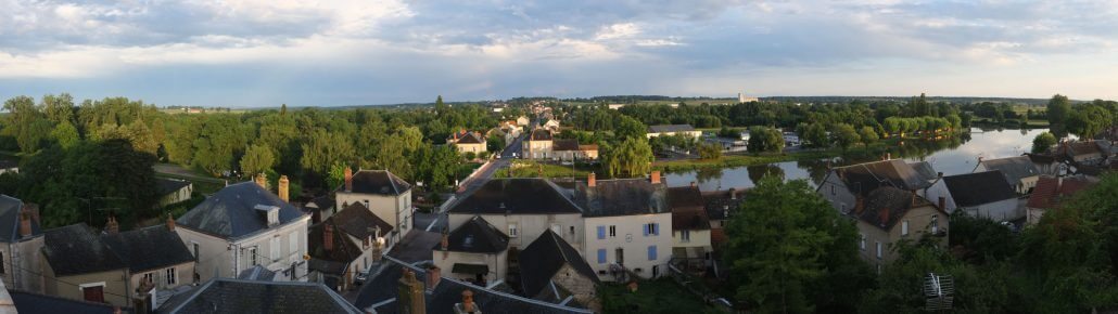 Canal-du-Nivernais, Cercy-la-Tour