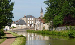 Canal-du-Nivernais, Chatillon-en-Bazois