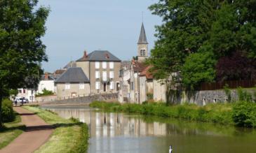 Canal du Nivernais, Chatillon en Bazois