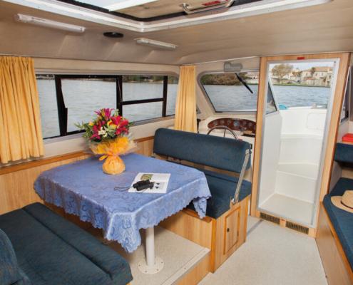 Cirrus A Hausboot mieten 2 Personen