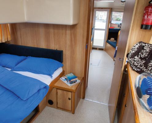 Cirrus B Hausboot mieten 2 Personen