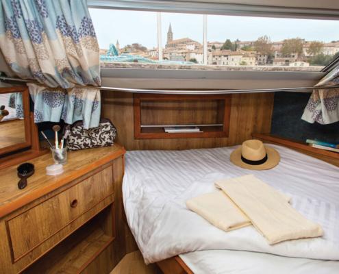 Hausboot Classique Kabine