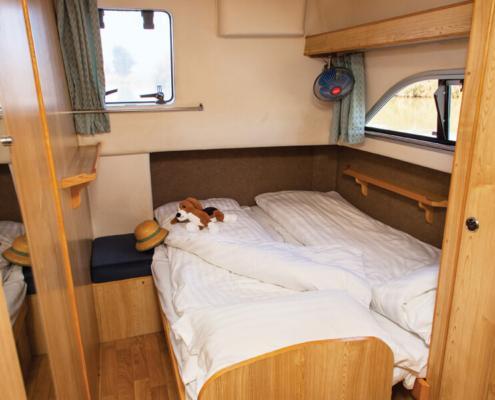 Hausboot Classique S Kabine