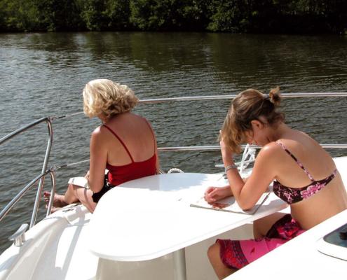 Hausboot mieten Nicols 900 führerscheinfrei