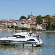 Hausboot Consul für 4 Personen führerscheinfrei