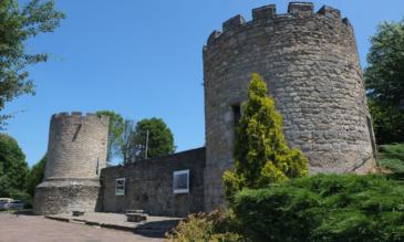 Decize, Burgund, Frankreich