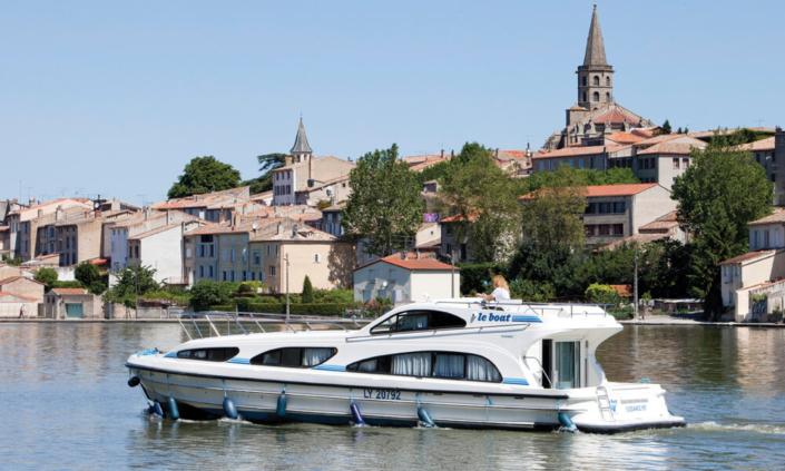 Hausboot mieten Elegance in Caselnaudary