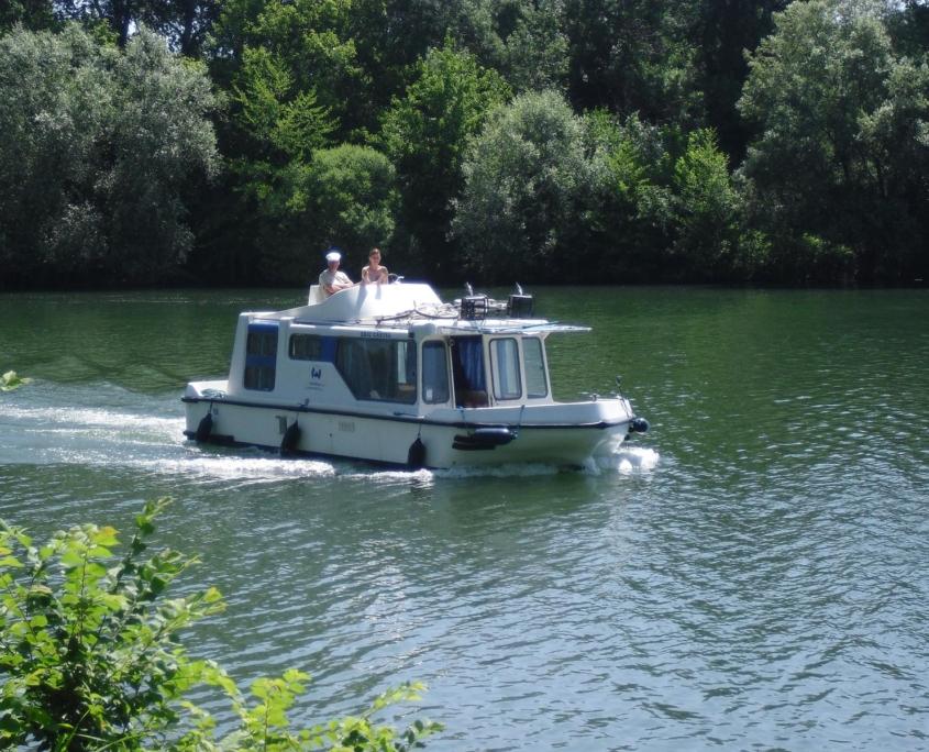 Hausboot günstig mieten Espade 850 Hausboot Les Canalous