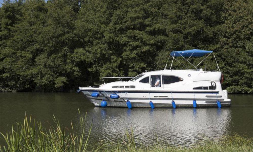 Hausboot Europa 500
