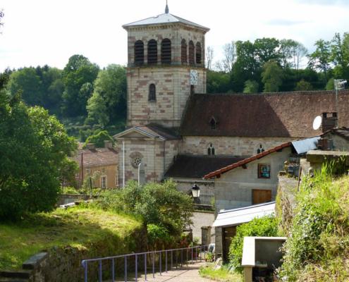Hausboot fahren Canal de Vosges, Fontenoy-le-Chateau
