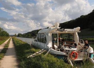 Hausboot Frankreich Hausboot Hausbooturlaub