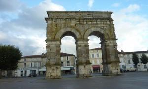 Charente Saintes Germanicusbogen