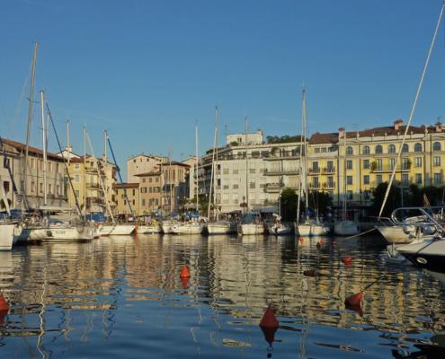 Hausboot fahren Italien Grado