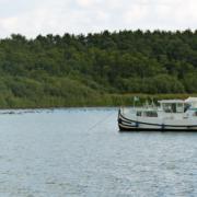 Hausboot mieten Deutschland und ankern