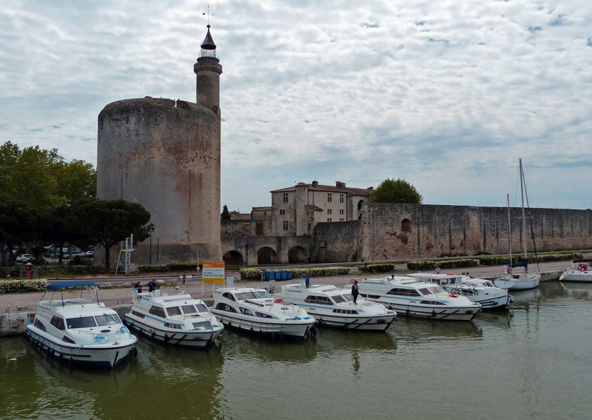 Hausboot Camargue in Aigues Mortes