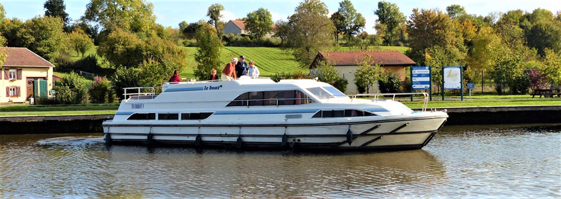 Hausboot Leboat Grand Classique