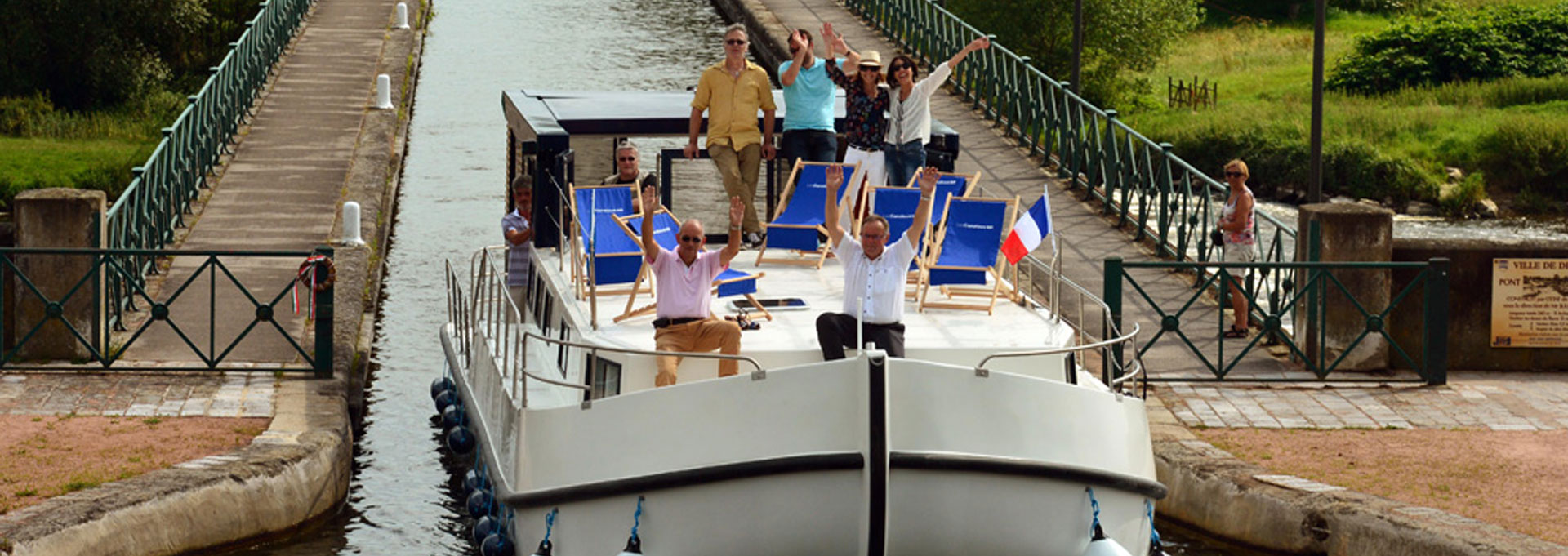 Hausboot Peniche F in Frankreich