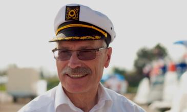 Hausboot Kapitän Gerhard Kugler