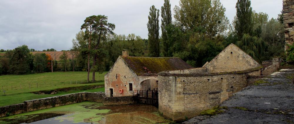 La Forge de Buffon am Canal-de-Bourgogne