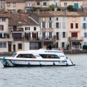 Hausboot Cirrus Außenansicht