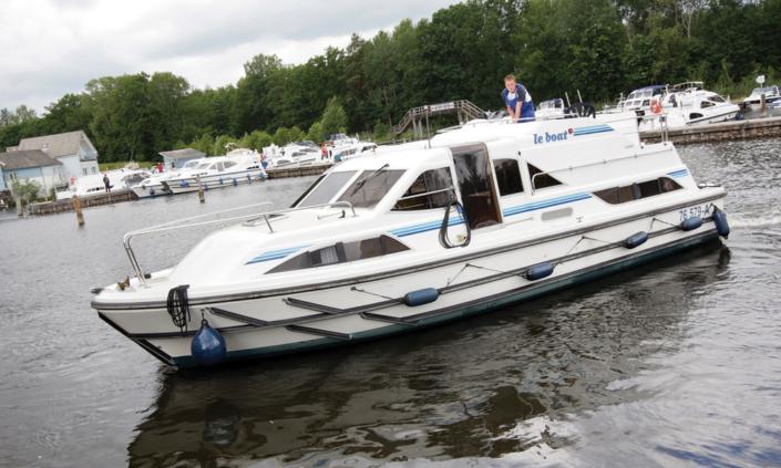 Hausboot mieten Clipper