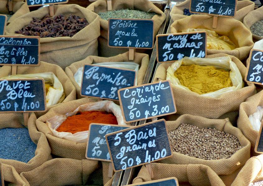Hausboot Camargue Markt in Frontignan