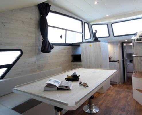Hausboot Minuetto 8+ Salon