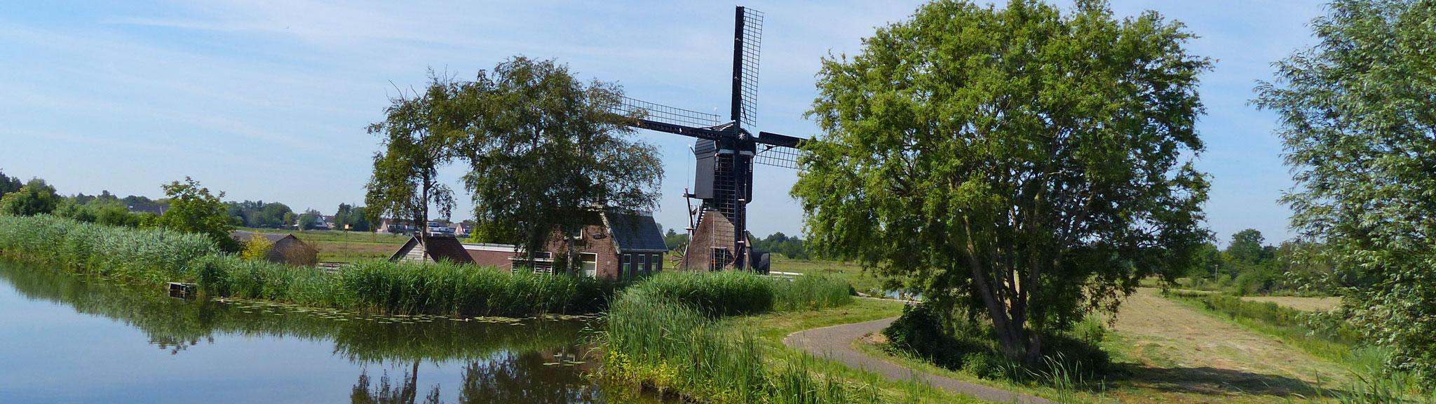 Hausboot mieten in Holland