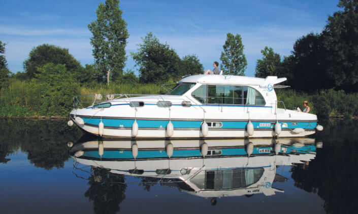 Hausboot mieten Nicols 1170 führerscheinfrei