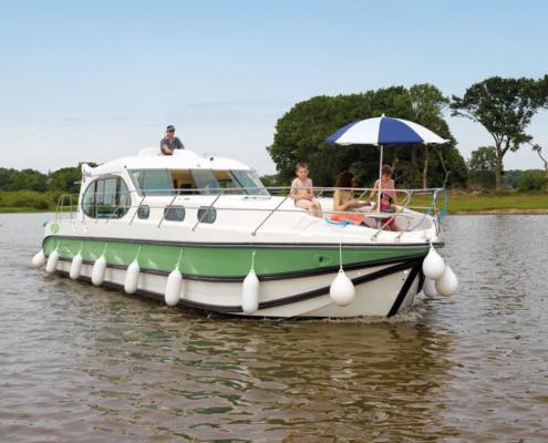 Hausboot Nicols Sixto Green
