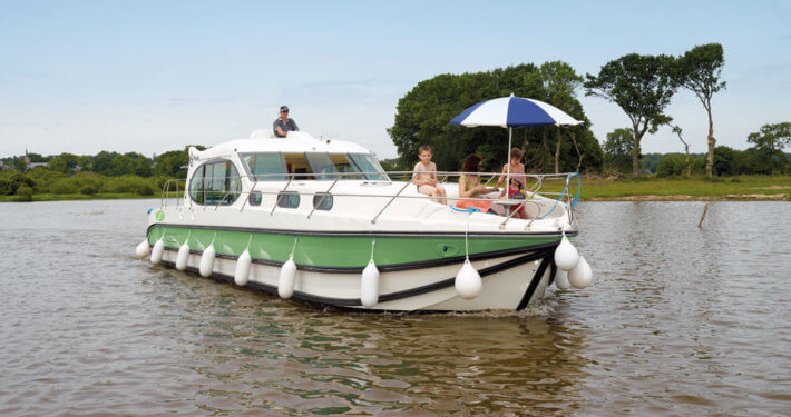 Hausboot Nicols Sixto Green