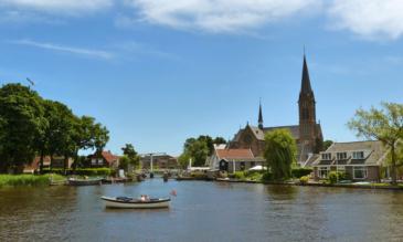 Hausboot mieten Holland Rundkurs Beschreibung
