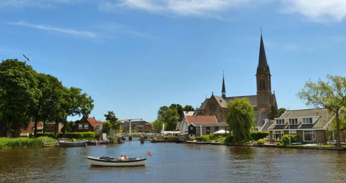 Hausbooturlaub Holland Amstel Ouderkerk