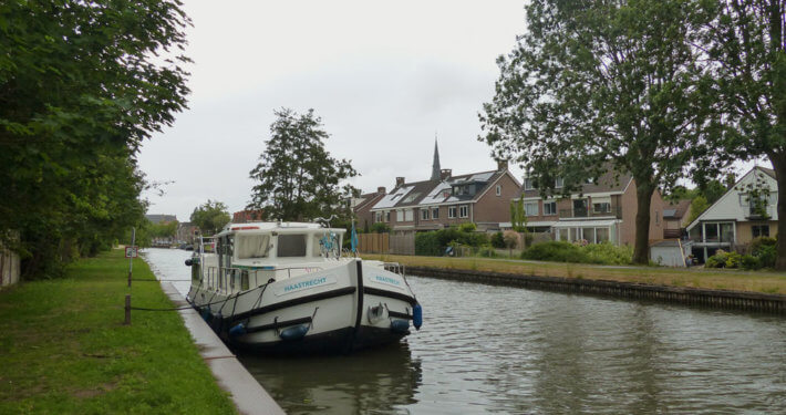 Hausboot Holland Oudewater