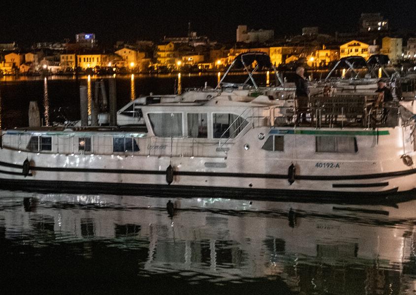 Hausboot Venedig Penichette 1500FB
