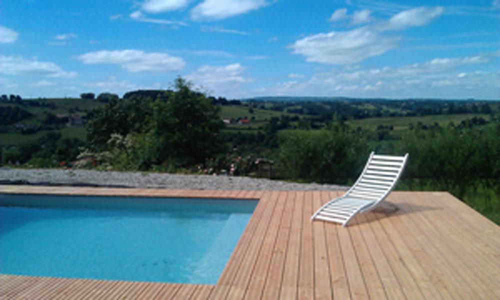 Landhaus Sommerfrische Pool