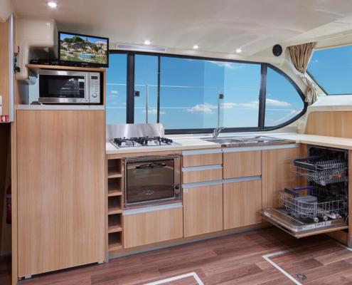 Küche Nicols Sixto Prestige C
