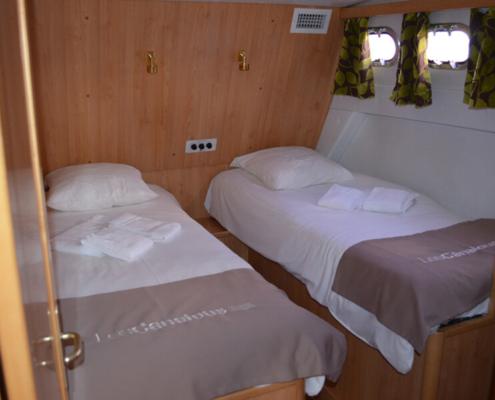 Hausboot mieten Tarpon 49 QP Schlafkabine