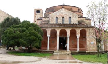 Hausboot mieten und fahren Lagune Venedig, Insel Torcello