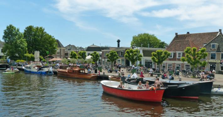 Hausbooturlaub Holland Amstel Uithoorn