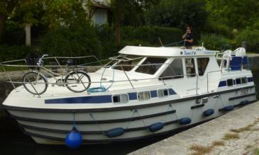 Hausboot Tarpon 37