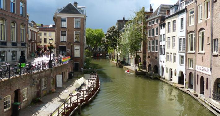 Hausboot Holland Utrecht