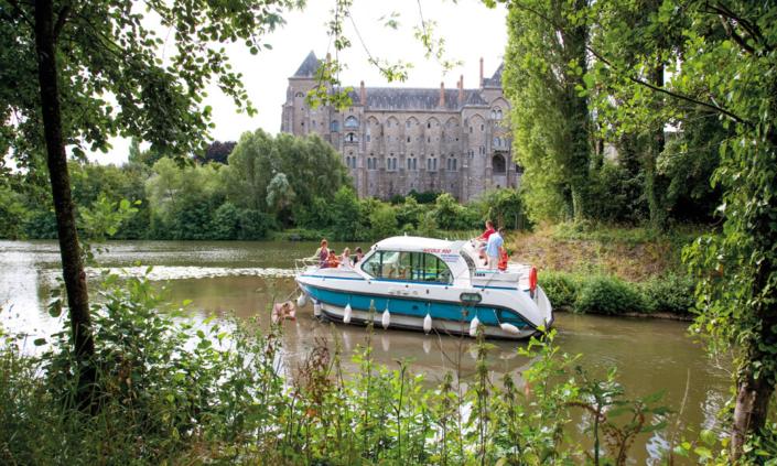 Hausboot Nicols 900 führerscheinfrei Sarthe