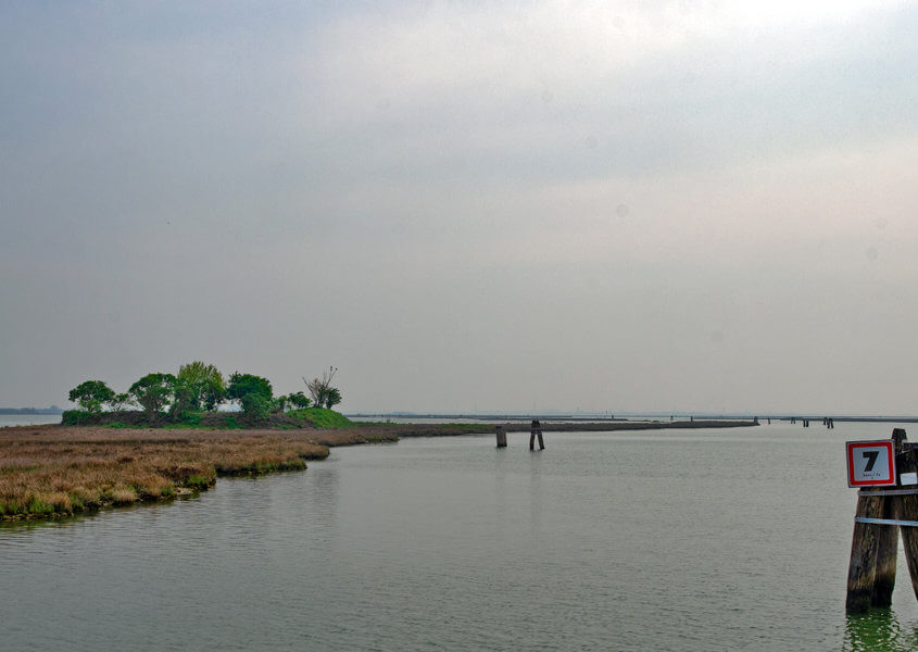 Lagune Venedig Portegrandi