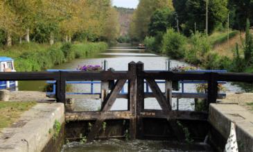 Bretagne Canal d'Ille et Rance